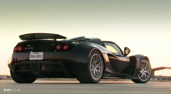 Venom Ride 545x301 at Hennessey Venom GT Review & Factory Tour   Video