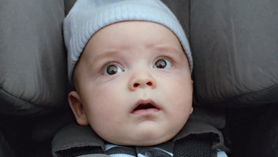 Volkswagen Jetta Safety Commercial 545x309 at TV Spot: Volkswagen Jetta Baby Promotes Safety