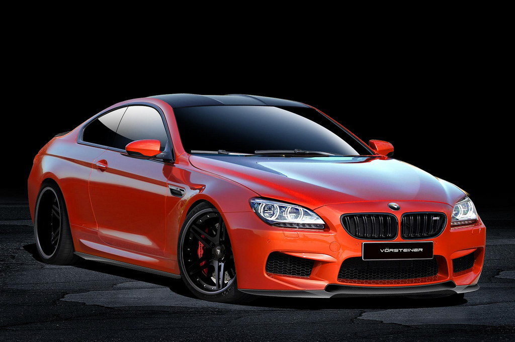 vorsteiner bmw m6 preview. Black Bedroom Furniture Sets. Home Design Ideas