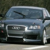 audi rs31 175x175 at Spyshots: Audi RS3 wearing racing suite!