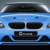 bmw m6 hurricane 1 175x175 at G POWER BMW M6 Hurricane  Top speed 370 kph!