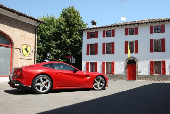 enzo ferrari house 545x364 at Ferrari Posts Best Financial Results Ever in 2012