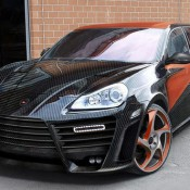 mansory chopster 1 175x175 at Mansory Chopster based on Porsche Cayenne