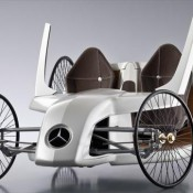 mercedes f cell roadster 1 175x175 at Mercedes Benz F Cell Concept   Its mad!