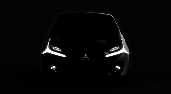 mitsu concept 1 545x301 at Mitsubishi to Unveil Two EV Concepts at Geneva