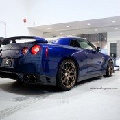 nissan gtr hre 4 175x175 at Gallery: SR Auto Nissan GT R on HRE Wheels