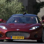 spyker aileron 11 175x175 at Spyker C8 Aileron hits the roads   and the web!