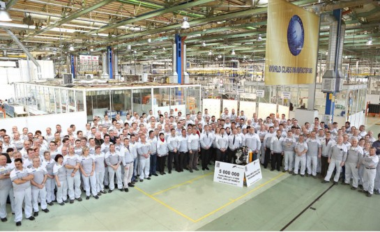 1 3 MultiJet 545x333 at Fiats 1.3 MultiJet Engine Passes Five Million Milestone
