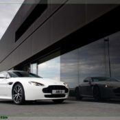 2010 aston martin v8 vantage n420 front 1 175x175 at Aston Martin History & Photo Gallery