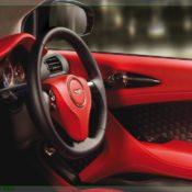 2011 aston martin cygnet interior 1 175x175 at Aston Martin History & Photo Gallery