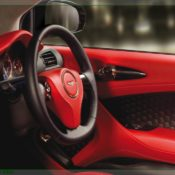 2011 aston martin cygnet interior 175x175 at Aston Martin History & Photo Gallery
