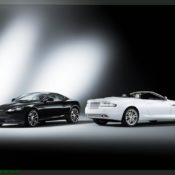 2011 aston martin db9 morning frost front side 175x175 at Aston Martin History & Photo Gallery