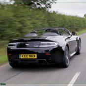 2011 aston martin v8 vantage n420 roadster rear 175x175 at Aston Martin History & Photo Gallery