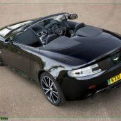 2011 aston martin v8 vantage n420 roadster rear side 175x175 at Aston Martin History & Photo Gallery