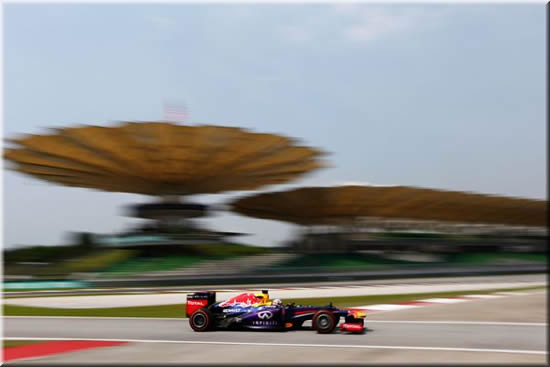 2013 Malaysian Grand Prix 01 at A Controversial 2013 Malaysian Grand Prix