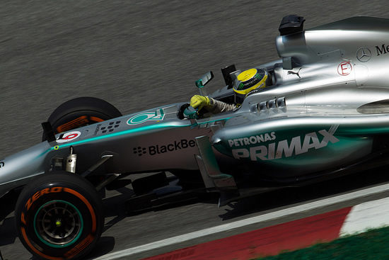 2013 Malaysian Grand Prix 04 at A Controversial 2013 Malaysian Grand Prix