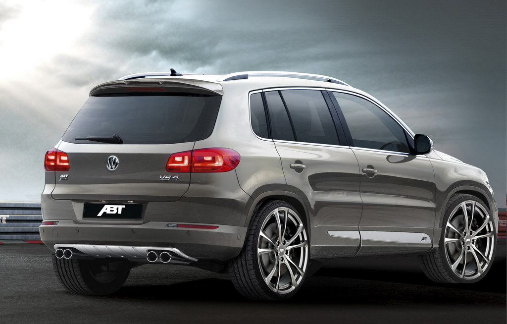 2013 Vw Tiguan By Abt