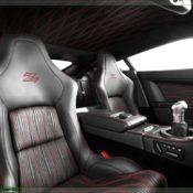 2013 aston martin v12 zagato interior 175x175 at Aston Martin History & Photo Gallery