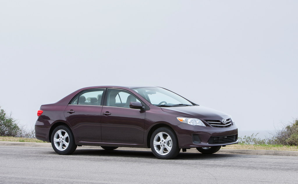 2013 Toyota Corolla LE and S Special Editions