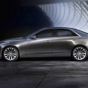 2014 Cadillac CTS new 3 175x175 at 2014 Cadillac CTS Revealed   New Leaked Images