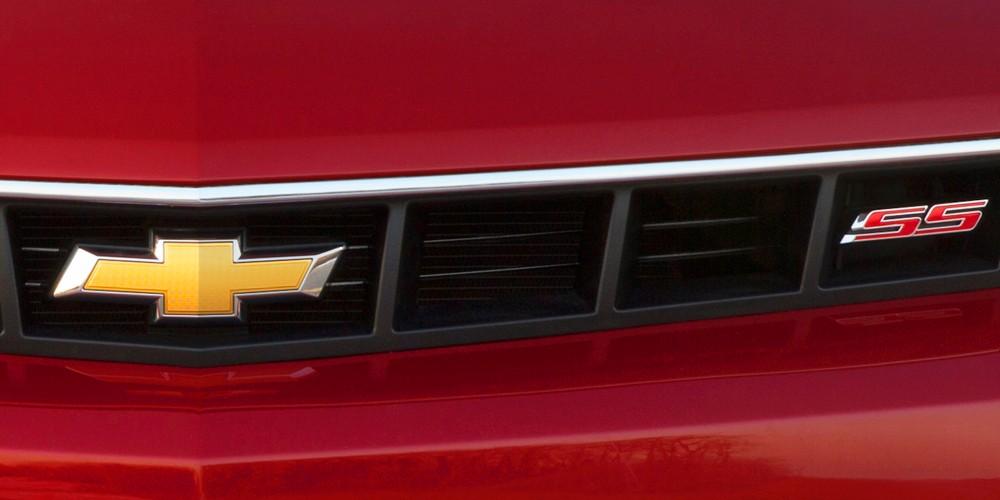 2014 Chevrolet CamaroSS 012Teaser medium at 2014 Camaro SS Teased Ahead of New York Debut
