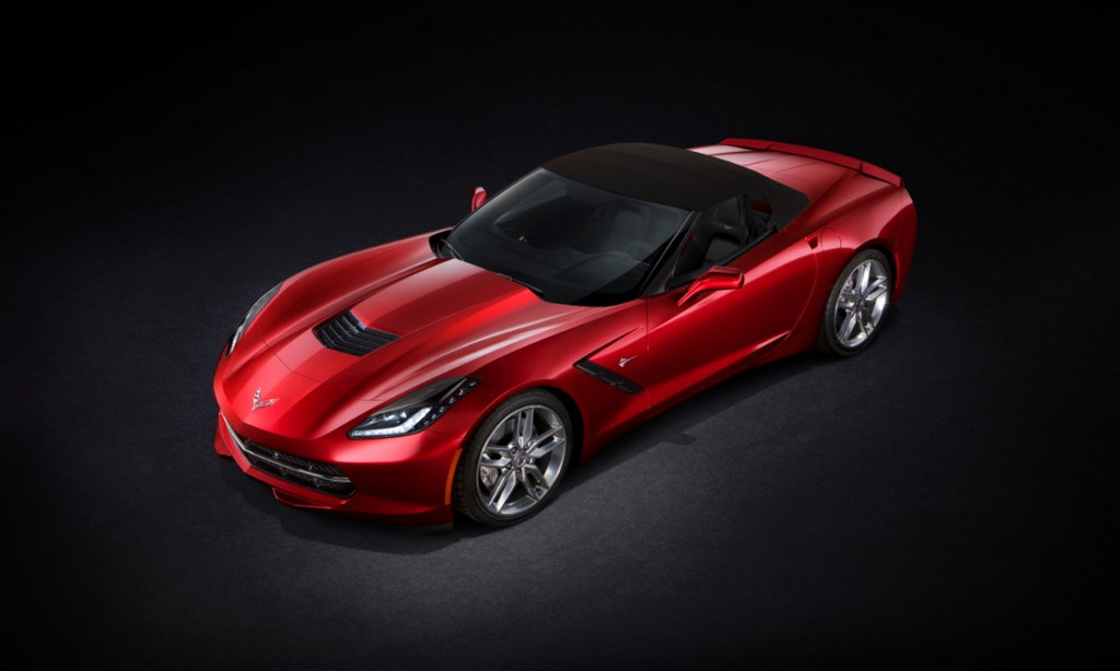 2014 Chevrolet CorvetteConv 074 medium at 2013 Geneva: Corvette Stingray Convertible Official