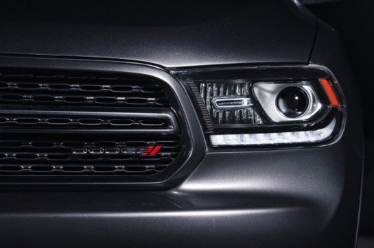 2014 Dodge Durango 545x362 at 2014 Dodge Durango   New Teaser Released