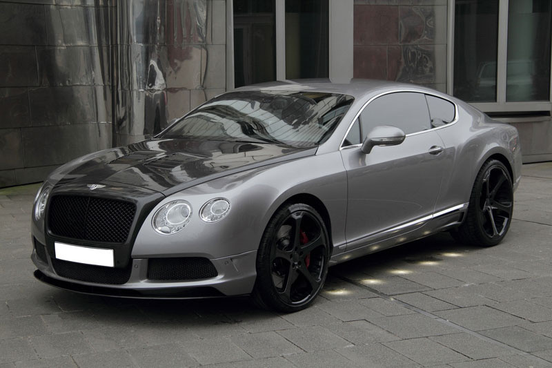 New Bentley Continental Gt Tuned By Anderson Germany