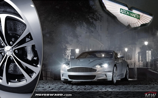 Aston Martin 545x341 at Aston Martin History & Photo Gallery