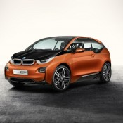 BMW i3 Concept Coupe 4 175x175 at 2013 Geneva: BMW i3 Concept Coupe