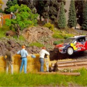 Citroen diorama 4 175x175 at Citroen Celebrates WRC Success with Unique Diorama