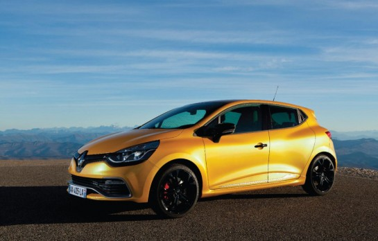 Clio RS 200 545x348 at New Renault Clio RS 200 Priced from £18,995 (UK)