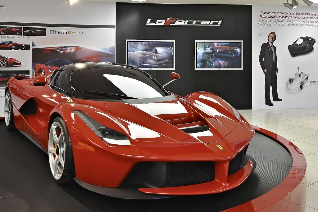 Ferrari Supercar Exhibition Opens in Maranello  Motorward