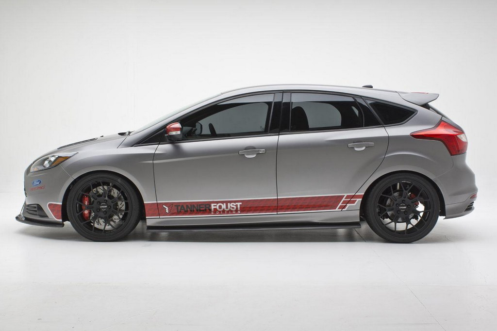 cobb tuning ford focus st tanner foust edition. Black Bedroom Furniture Sets. Home Design Ideas