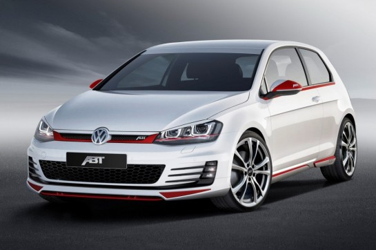 New VW Golf GTI by ABT