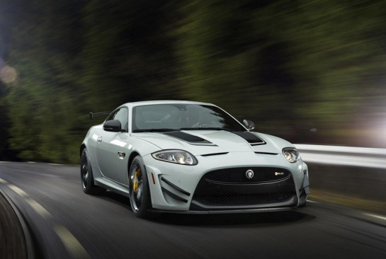 Jaguar XKR S GT 1 545x366 Jaguar XKR S GT Unveiled in New York