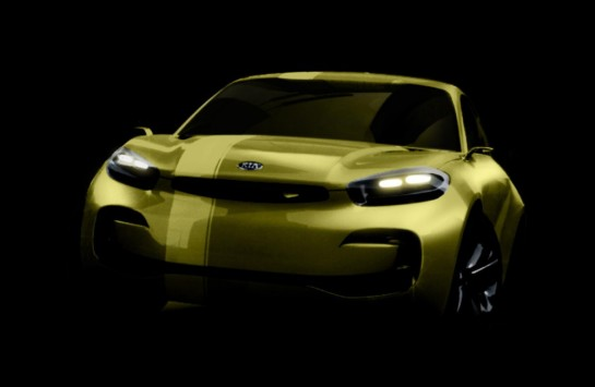 Kia CUB concept 545x355 at Kia Announces CUB Four Door Coupe Concept
