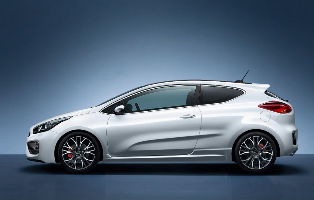 2013 geneva kia pro ceed gt official specs. Black Bedroom Furniture Sets. Home Design Ideas