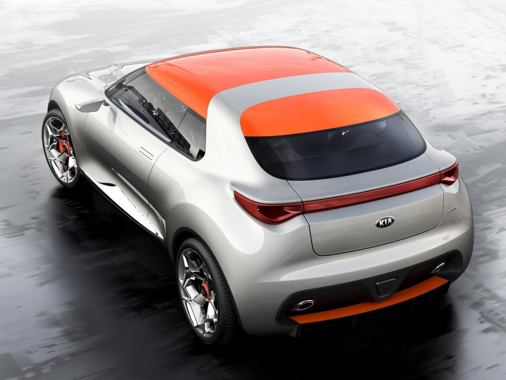 Kia Soul Ev >> Geneva Preview: Kia Provo Concept First Pictures
