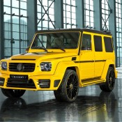 Mansory Mercedes G63 1 175x175 at Usher visits Affalterbach, drives Mercedes A45 AMG