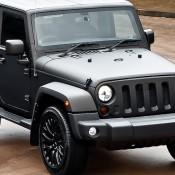 Matte Grey Jeep Wrangler 3 175x175 at Matte Grey Jeep Wrangler by Kahn Design