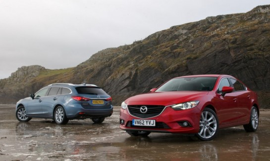 Mazda6 Recall 545x325 at Mazda6 Recalled Over Fire Risk