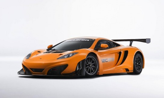 McLaren 12C GT3 USA 545x325 at McLaren 12C GT3 in Pirelli World Challenge Series