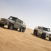 Mercedes G63 AMG 6x6 13 175x175 at Mercedes G63 AMG 6x6    New Pictures and Video