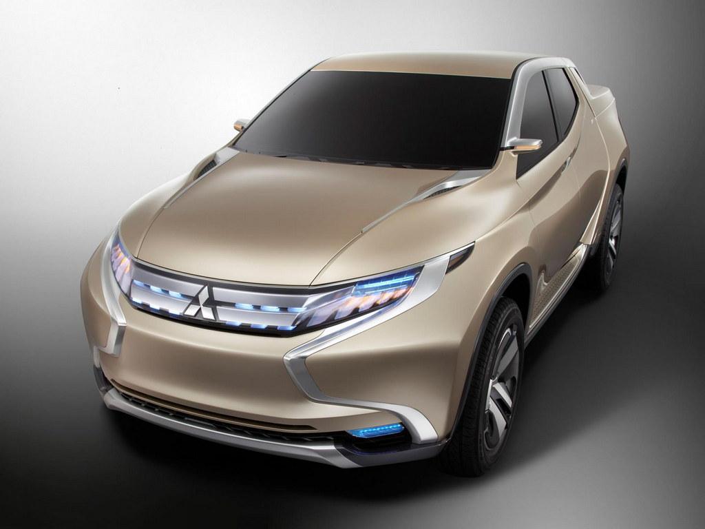 Стенд компании Mitsubishi на Женевск…