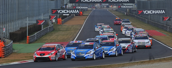 Monza at 2013 FIA World Touring Car Championship (WTCC)
