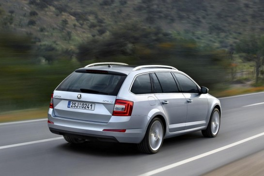 Octavia Estate 545x363 at Skoda Octavia Estate UK prices and specs