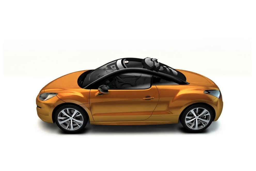 2013 geneva magna steyr peugeot rcz cabriolet. Black Bedroom Furniture Sets. Home Design Ideas