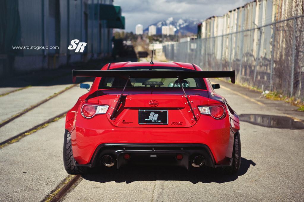 SR Auto Presents Scion FR S Rocket Bunny