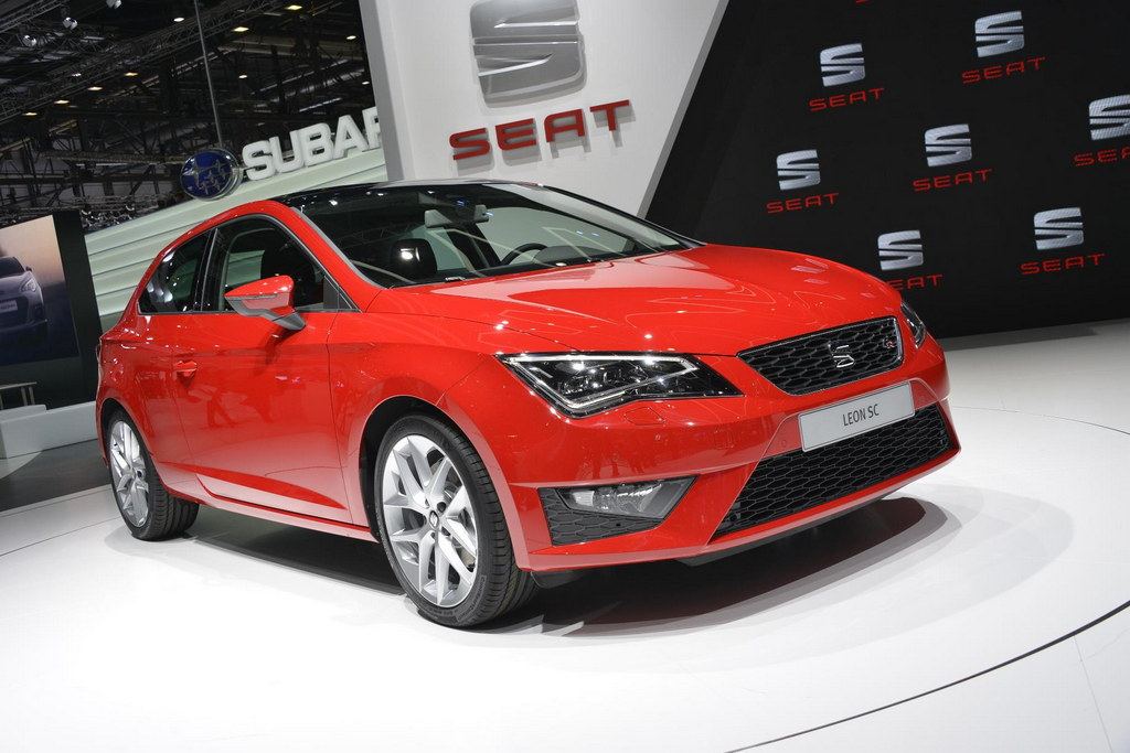 2013 geneva seat leon sc debuts. Black Bedroom Furniture Sets. Home Design Ideas